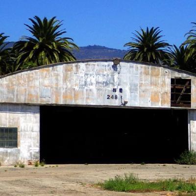 Goleta Hangars