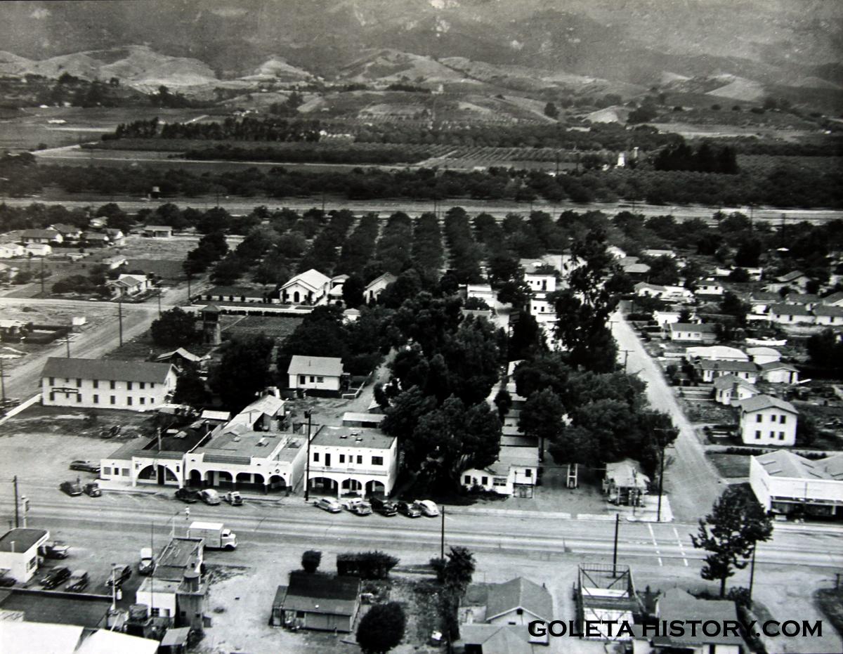 Old Town Goleta History