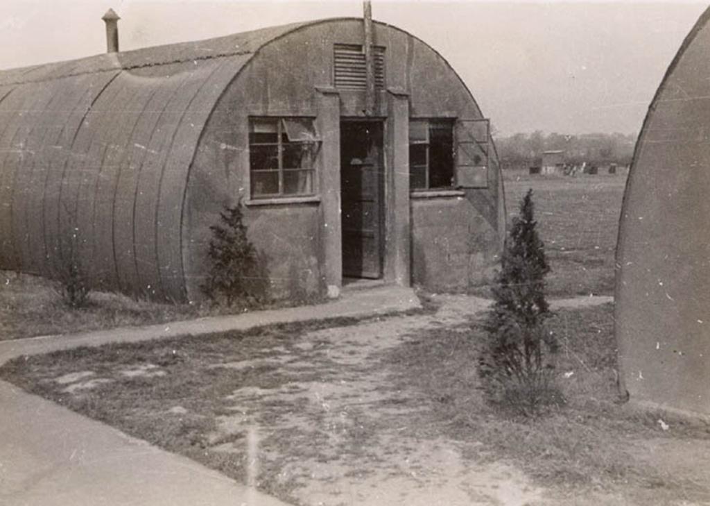 Goleta s p o w camp goleta history for Quonset hut