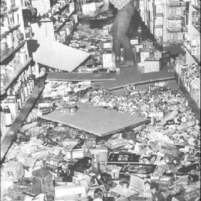 Goleta Earthquake