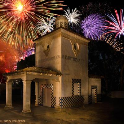 ellwood fireworks