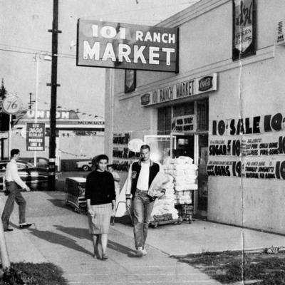 Santa cruz market 1962
