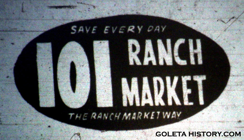101 ranch market logo