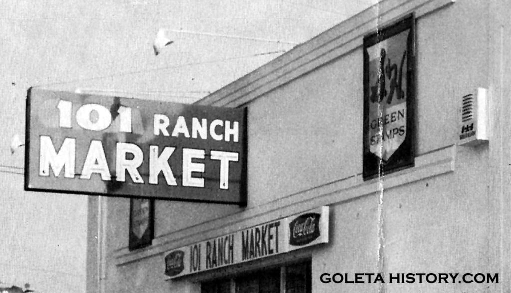 101 ranch market signage